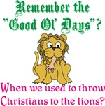 Christians and Lions