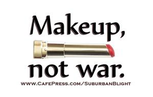 Makeup Not War