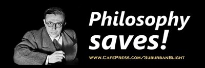 Philosophy Saves!