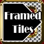 Framed Ceramic Tiles