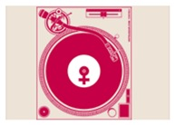 Female Turntable