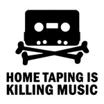 home tapping is killing music