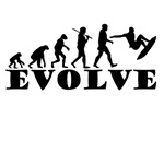 evolution of surfing
