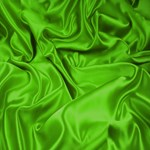 Green Satin Pattern