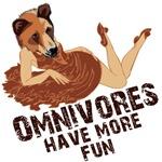 Omnivores Have More Fun