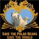 Save The Polar Bear Save The World