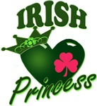 Irish Princess T Shirts