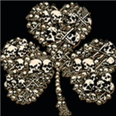Shamrock Skulls T-shirts
