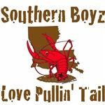 Southern Boyz Love Pullin Tail
