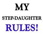 My STEP-DAUGHTER Rules!