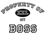 Property of my BOSS