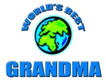 World's Best GRANDMA