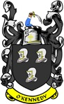 O'KENNEDY Coat of Arms