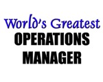 Worlds Greatest OPERATIONS MANAGER