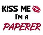Kiss Me I'm a PAPERER