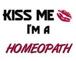 Kiss Me I'm a HOMEOPATH