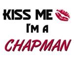 Kiss Me I'm a CHAPMAN