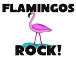 Flamingos Rock!