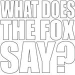 fox say white