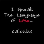 Calculus Love Language Dark
