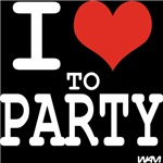 I LOVE TO PARTY