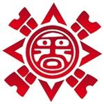 Red Haida Sun God