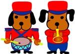 Beagle Musicians
