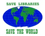 Save Libraries Save the World
