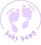Baby Bump footprints