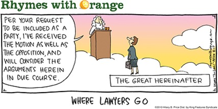 Where Lawyers Go