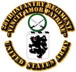 COA - 28th Infantry Regiment