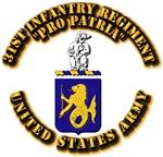 COA - 31st Infantry Regiment