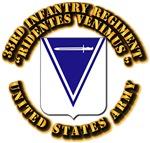 COA - 33rd Infantry Regiment