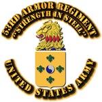 COA - 53rd Armor Regiment
