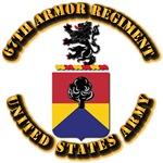 COA - 67th Armor Regiment