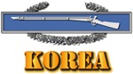 Combat Infantryman Badge - Korea
