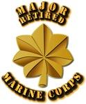 USMC - Major - Retired