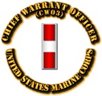 USMC - Chief Warrant Officer - CW3