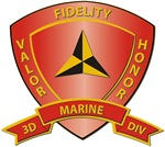 USMC - HQ Bn - 3rd Marine Division
