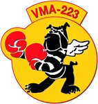 USMC - Marine Attacks Squadron 223
