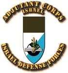 Israel - Adjutant Corps