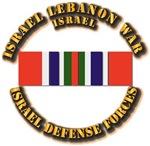 Israel - Lebanon War Campaign Ribbon