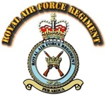 Royal Air Force Regt w Text