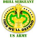 Army - Emblem - Drill Sergeant