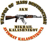 Weapon of Mass Destruction - AKM