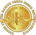 USMC - Force Recon - Gold