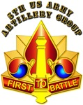 Artillery - 5th US Army Artillery Group