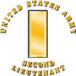 Army - 2nd Lieutenant