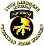 Army - 17th Airborne Division