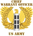 Army - Emblem - Warrant Officer CW3